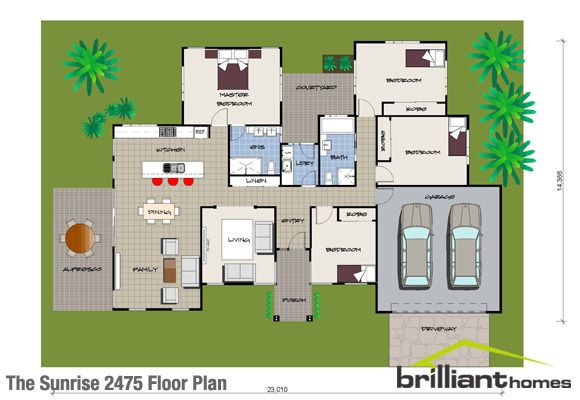 eco friendly home plans eco friendly homes environmentally friendly houses and house plans 580x400 - Houses Plans