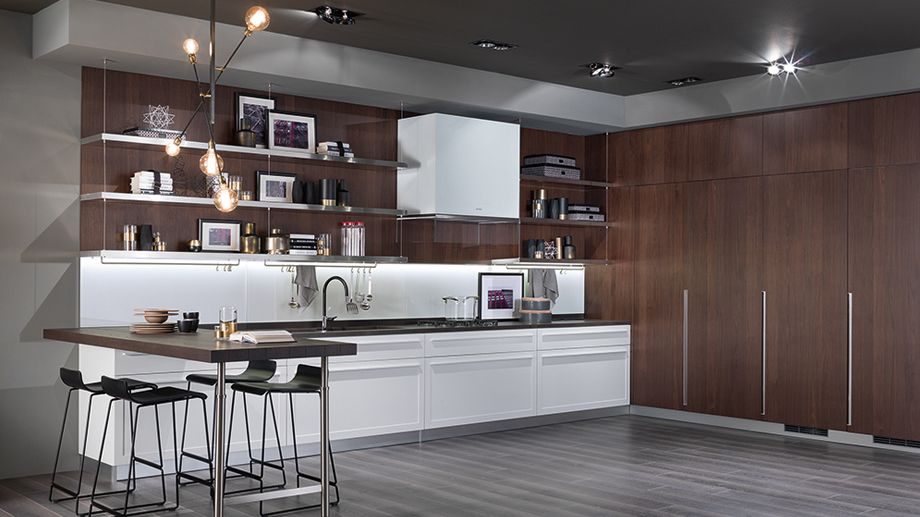 Veneta Cucine O Scavolini.Veneta Cucine O Scavolini Lux Kitchen With Island By