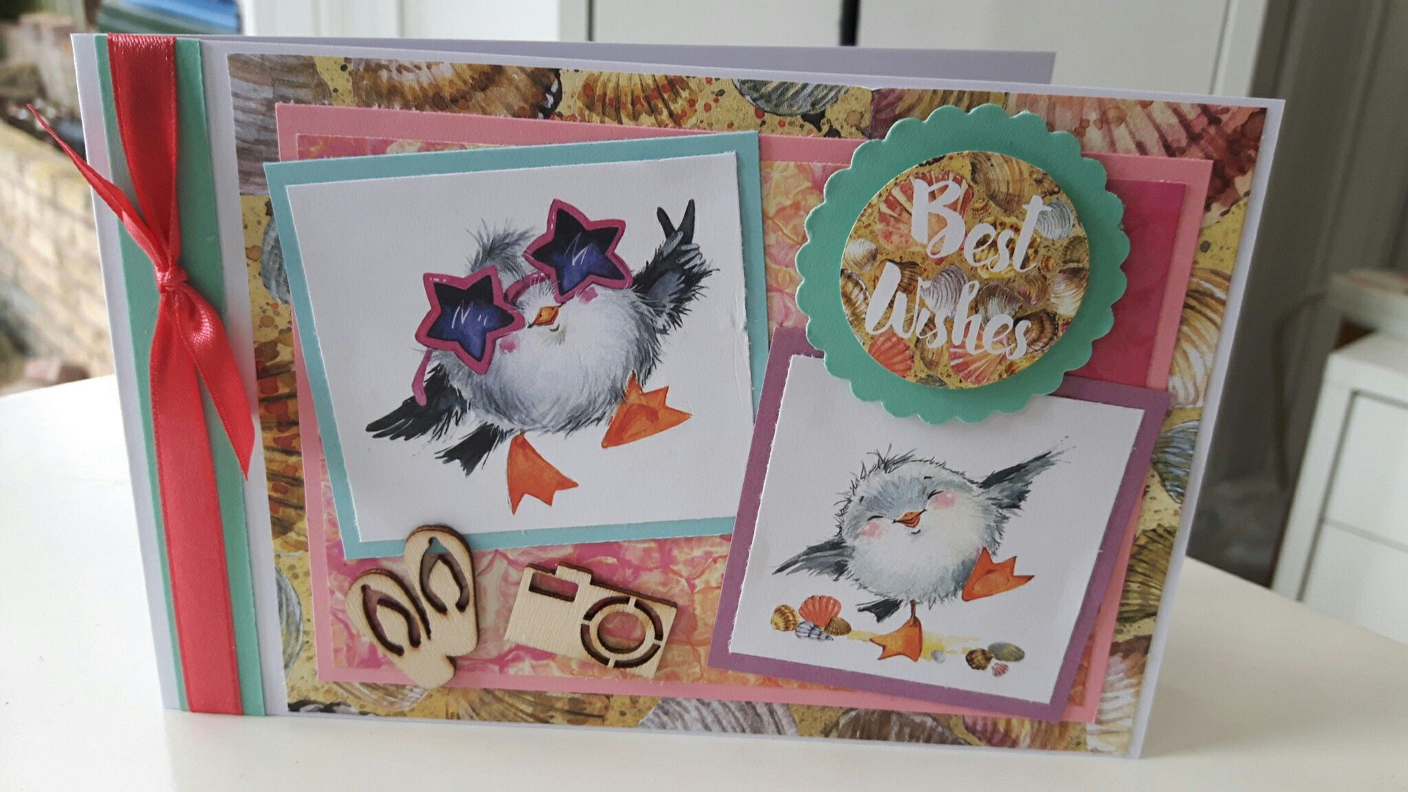 Making Cards Magazine Part - 44: Augustu0027s Making Cards Magazine Cards - Free Toppers And Papers