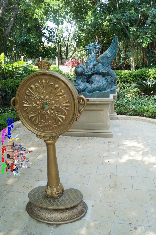 Garden Of Wonders Hong Kong Disneyland Disney Hongkongdisneyland Hkdisneyland Hkdl Mysticpoint Gardeno Hong Kong Disneyland Disneyland Disney Parks