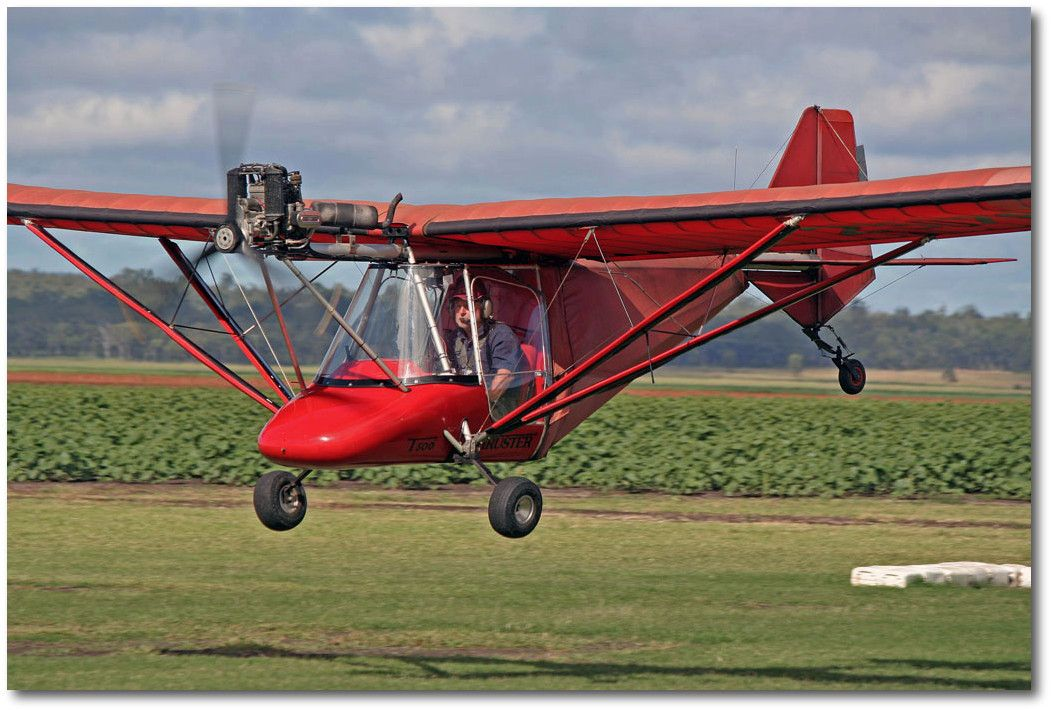 Thruster T-500 Ultralight Aircraft For Sale    | Aviation