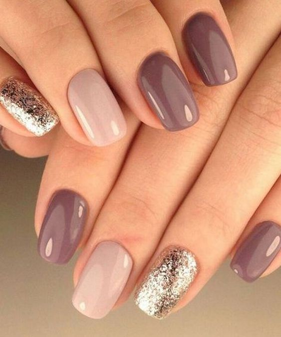 Photo of 30 trendy glitter nail art design ideas for 2018. With glitter nails, brighten u…