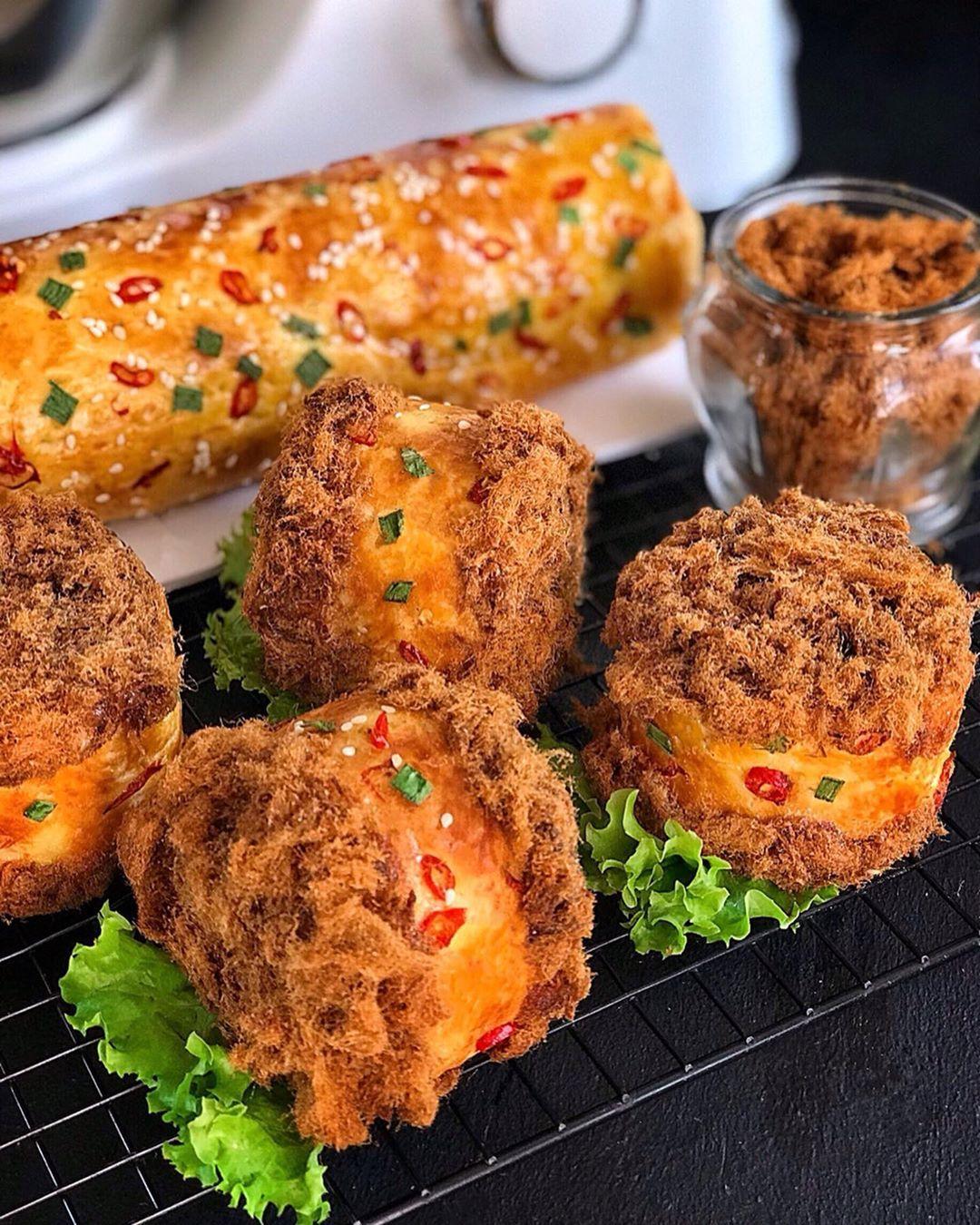 Resep Roti Gulung Abon Ala Breadtalk Yang Enak Dan Anti Gagal Resep Roti Resep Ide Makanan