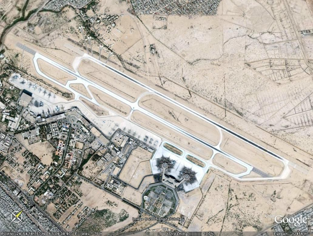 Karachipics1 S Image International Airport Airport Design International Civil Aviation Organization