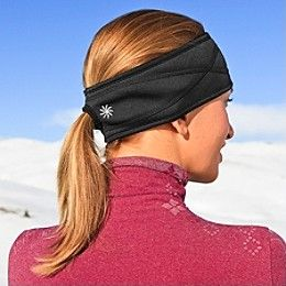 Polartec headband -  19.00    running headband with ponytail opening ... a629692b2c2