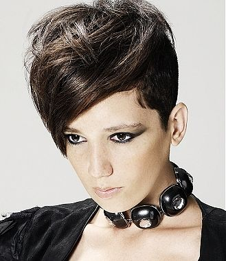 Awe Inspiring 1000 Images About Hair Styles Cuts On Pinterest Short Hairstyles Gunalazisus