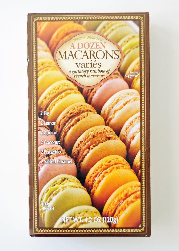 Best Trader Joe S Party Food Frozen Macarons Varies 5 Macarons Trader Joes Food Trader Joe S Products