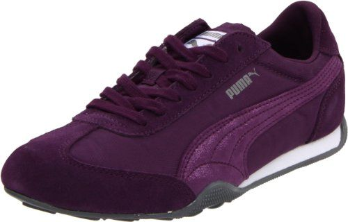 Purple Pumas! | Purple shoes, Sneakers fashion, Flat shoes women