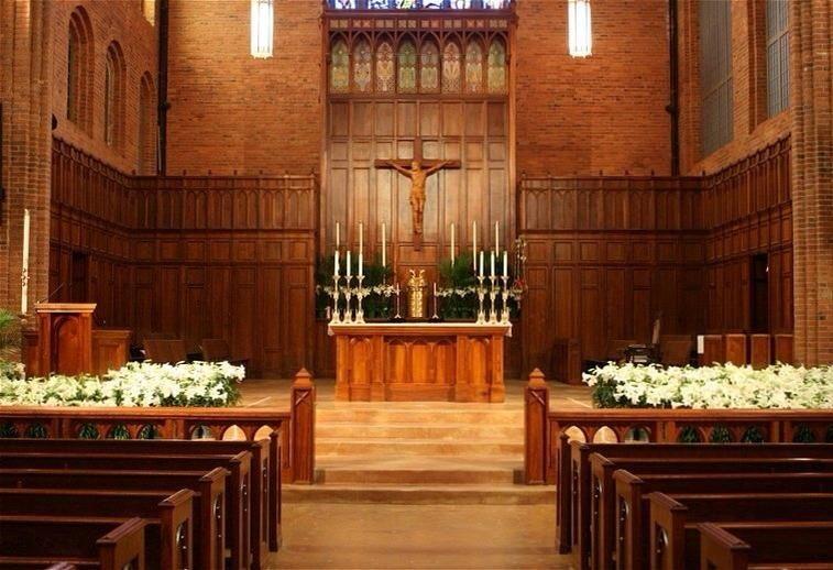 Blessed Sacrament Seattle Church Decor Church Renovations