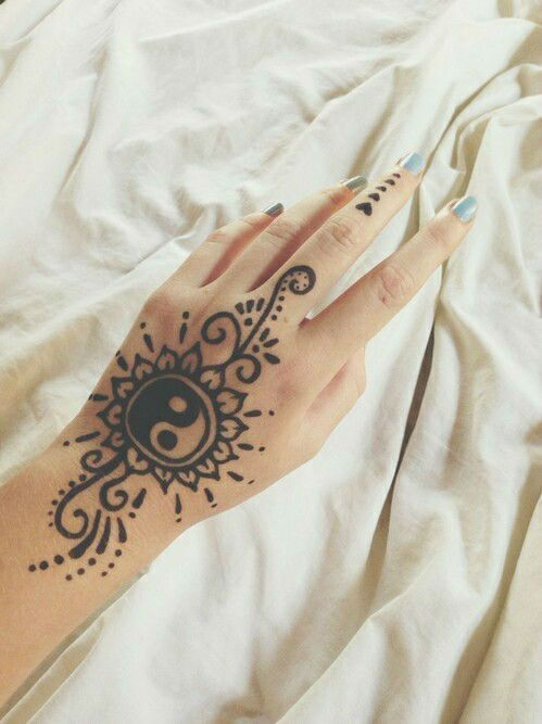 Inflicting Ink Tattoo Henna Themed Tattoos: Tons Of The Best Henna Tattoo Designs