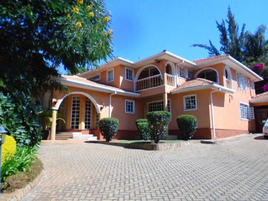 5 Bedroom House For Sale In Runda For Ksh 150 000 000 With Web Reference 102641089 Property 24 Kenya 5 Bedroom House Sale House Renting A House