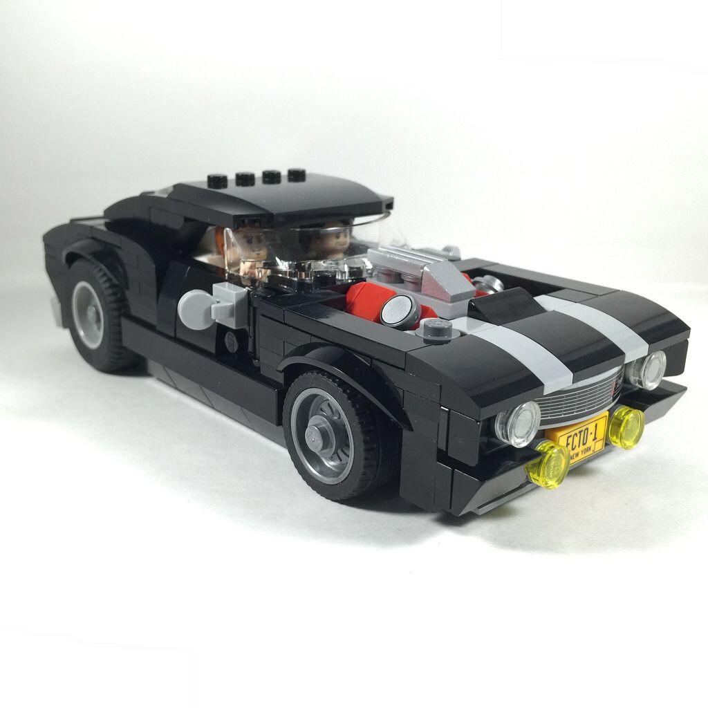 how to build a camaro 69