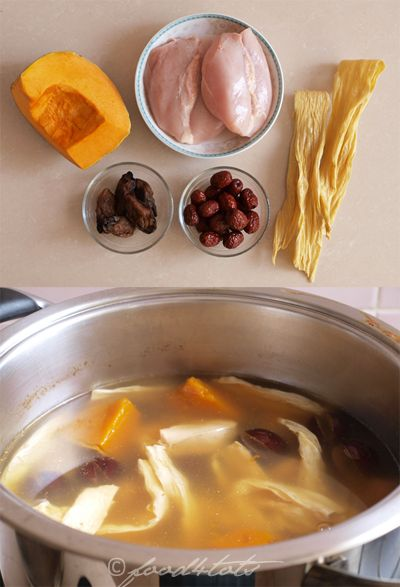 Understand asian recipes that use chicken broth