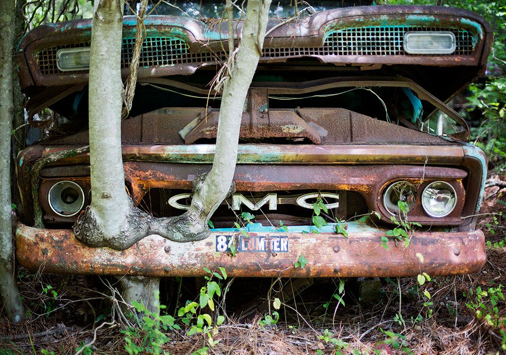 The biggest, rustiest car cemetery in the world | Cool. | Pinterest ...
