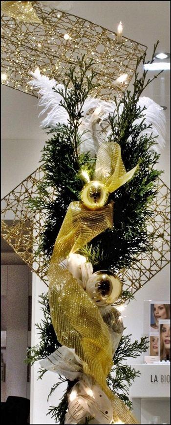 Schaufenster herbst und weihnachten creative deko des for Creative deko