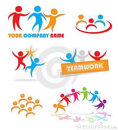 symbols of teamwork google search logos pinterest brand