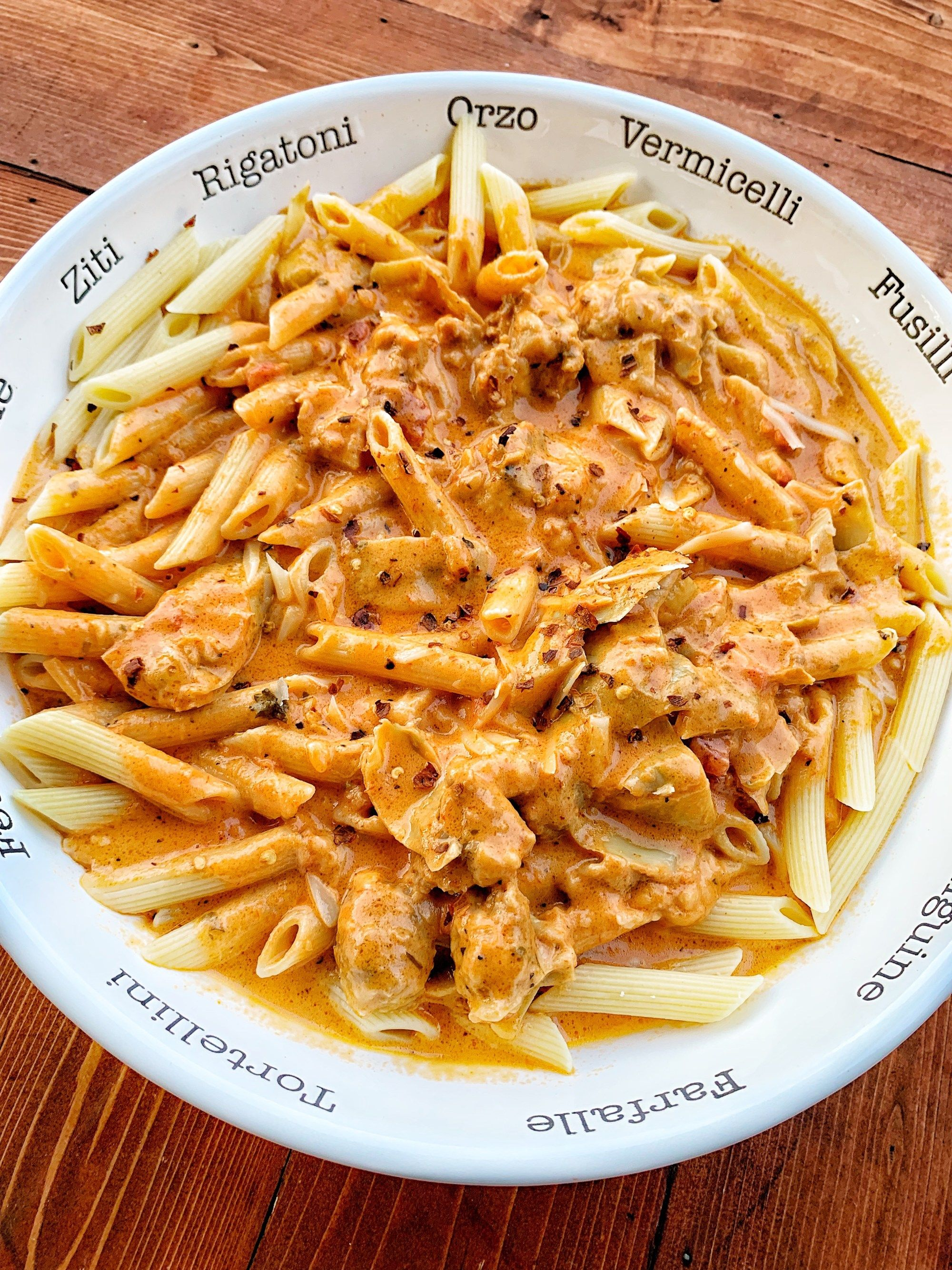 Easy Vodka Sauce The Tipsy Housewife Easy Pasta Recipes Vodka Sauce Vodka Sauce Pasta
