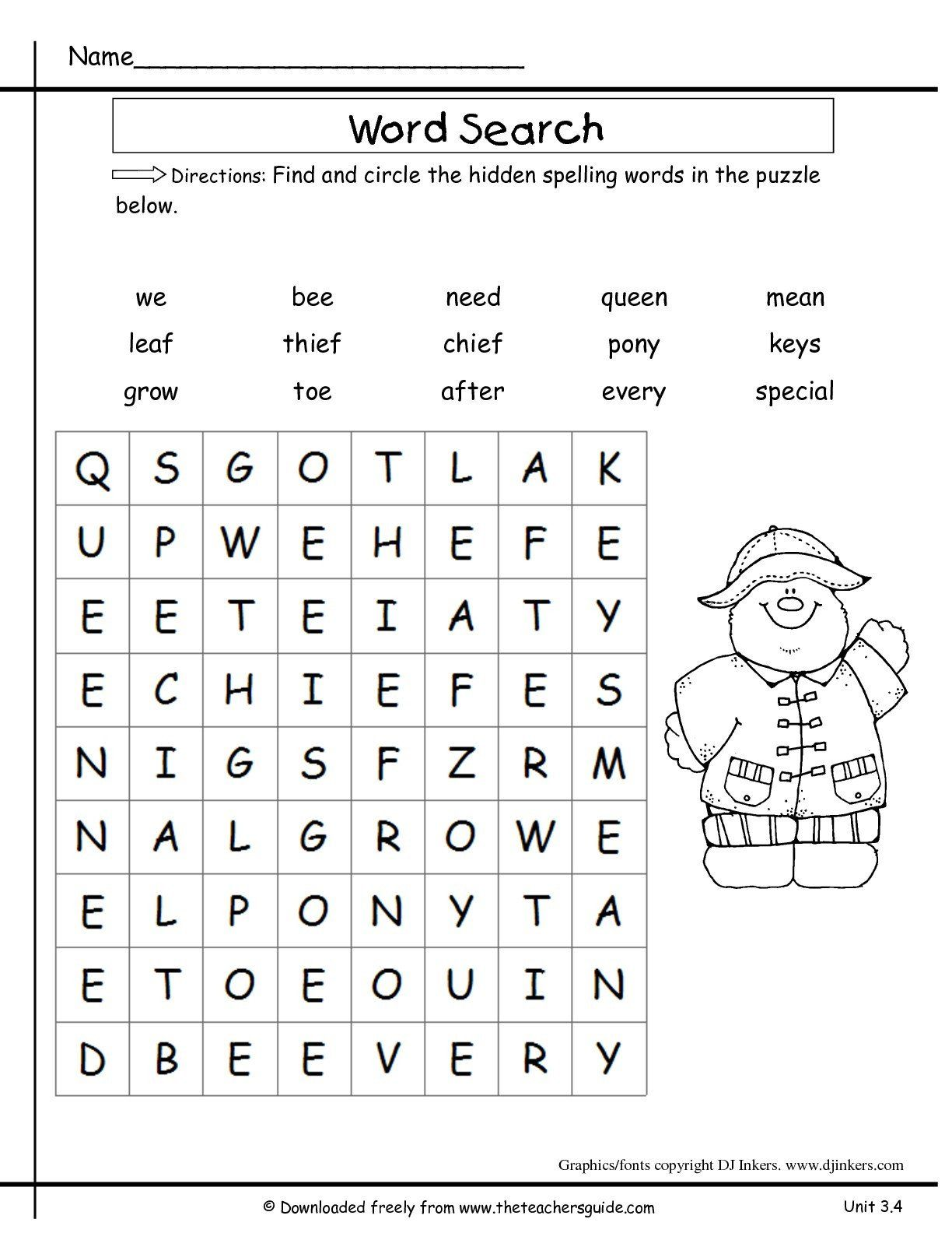 Antonyms Worksheet 2nd Grade Wonders Second Grade Unit