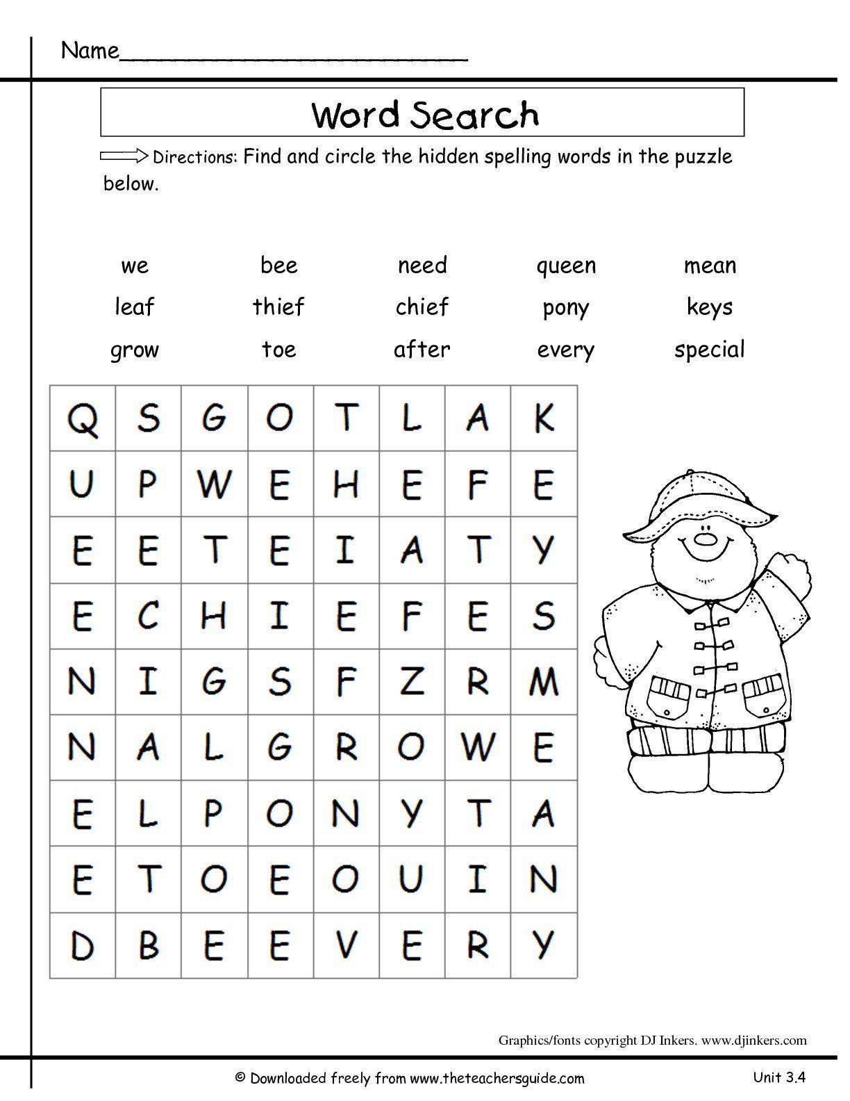 Antonyms Worksheet 2nd Grade Wonders Second Grade Unit