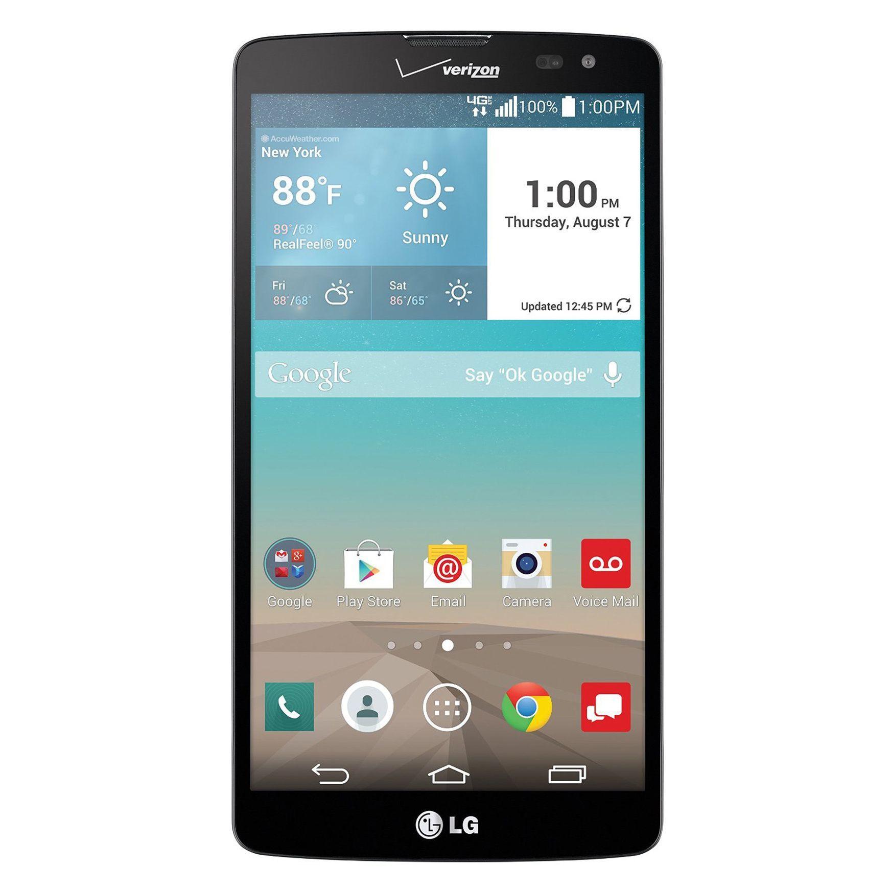 LG G Vista VS880 Verizon Unlocked 4G LTE Quad-Core Android