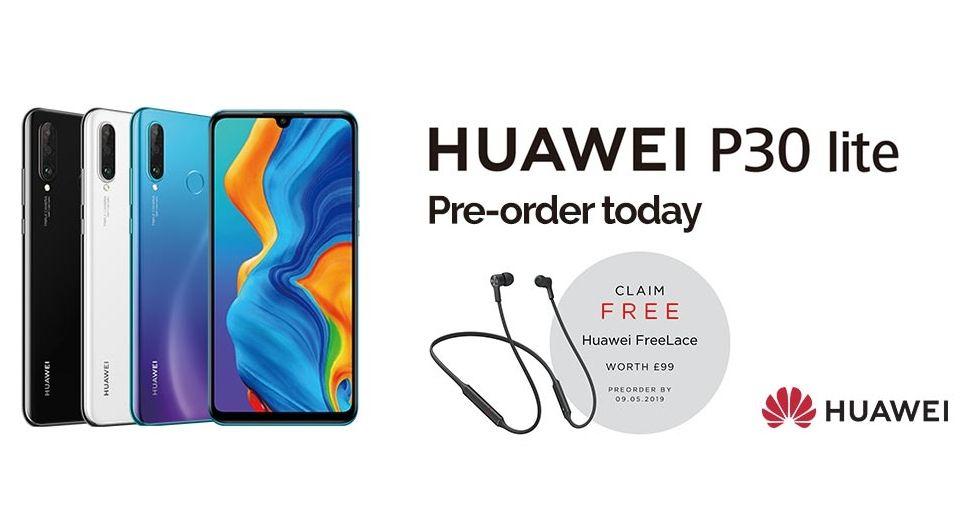 Huawei P30 Lite Techradar