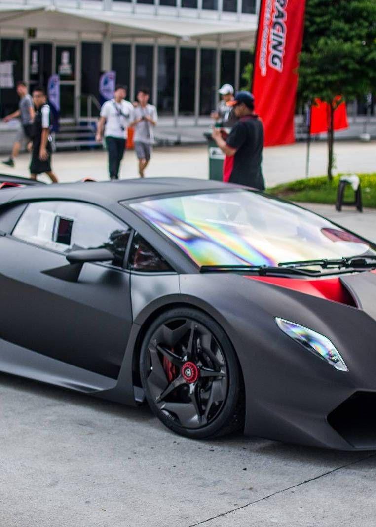 Watch This 3 Million Dollar Lamborghini Sesto Run The Streets
