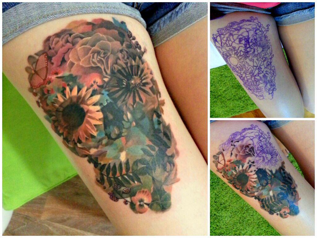 By Ali Gulec, done at Elvin Tattoo, Singapore. I'm amazed