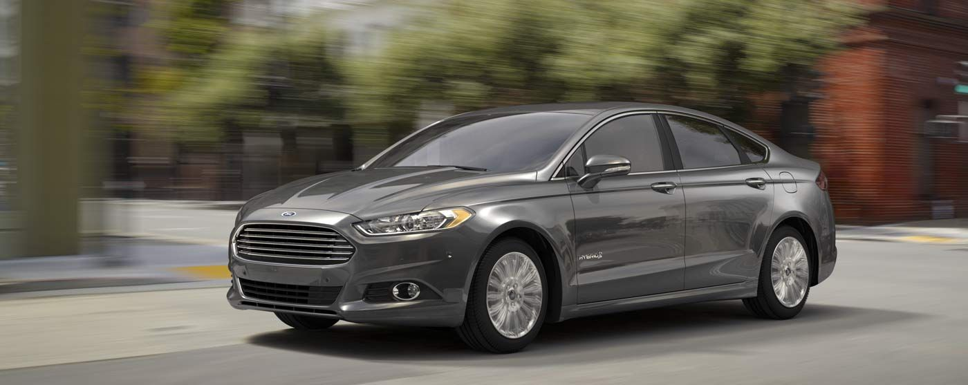 2015 Ford Fusion Hybrid Wins US News World Reports Best Car For Families