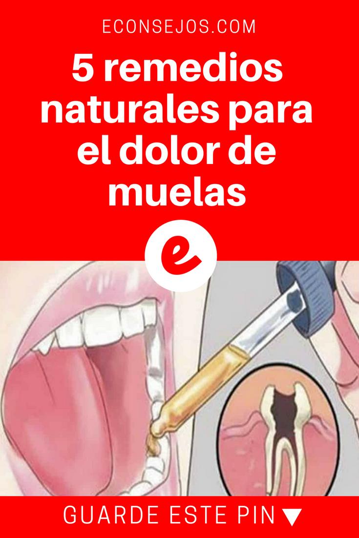 medicamento para dolor de dientes