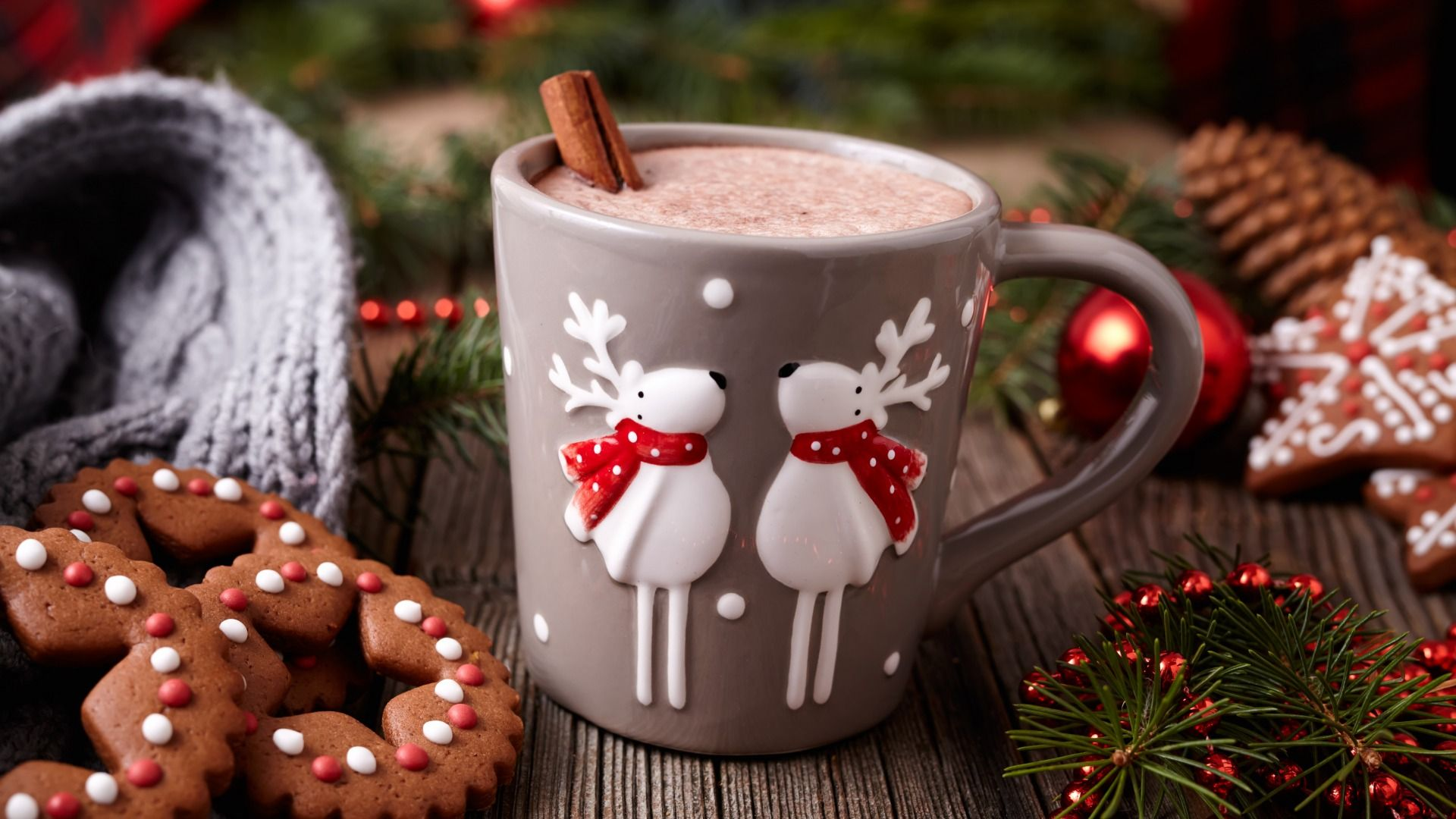 Обои christmas, cookies, decoration, рождество, xmas, Merry. Новый год foto 10