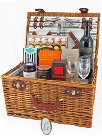 The Great Outdoors 4 Person Gourmet Picnic Hamper