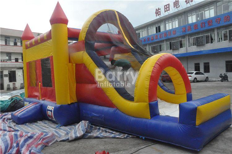 inflatable slide combo7X3.6X4m