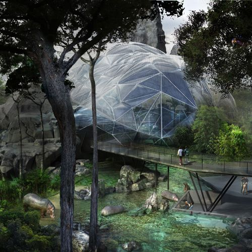 zoo vincennes renovation project amazing concept zoo zoos aquariums and