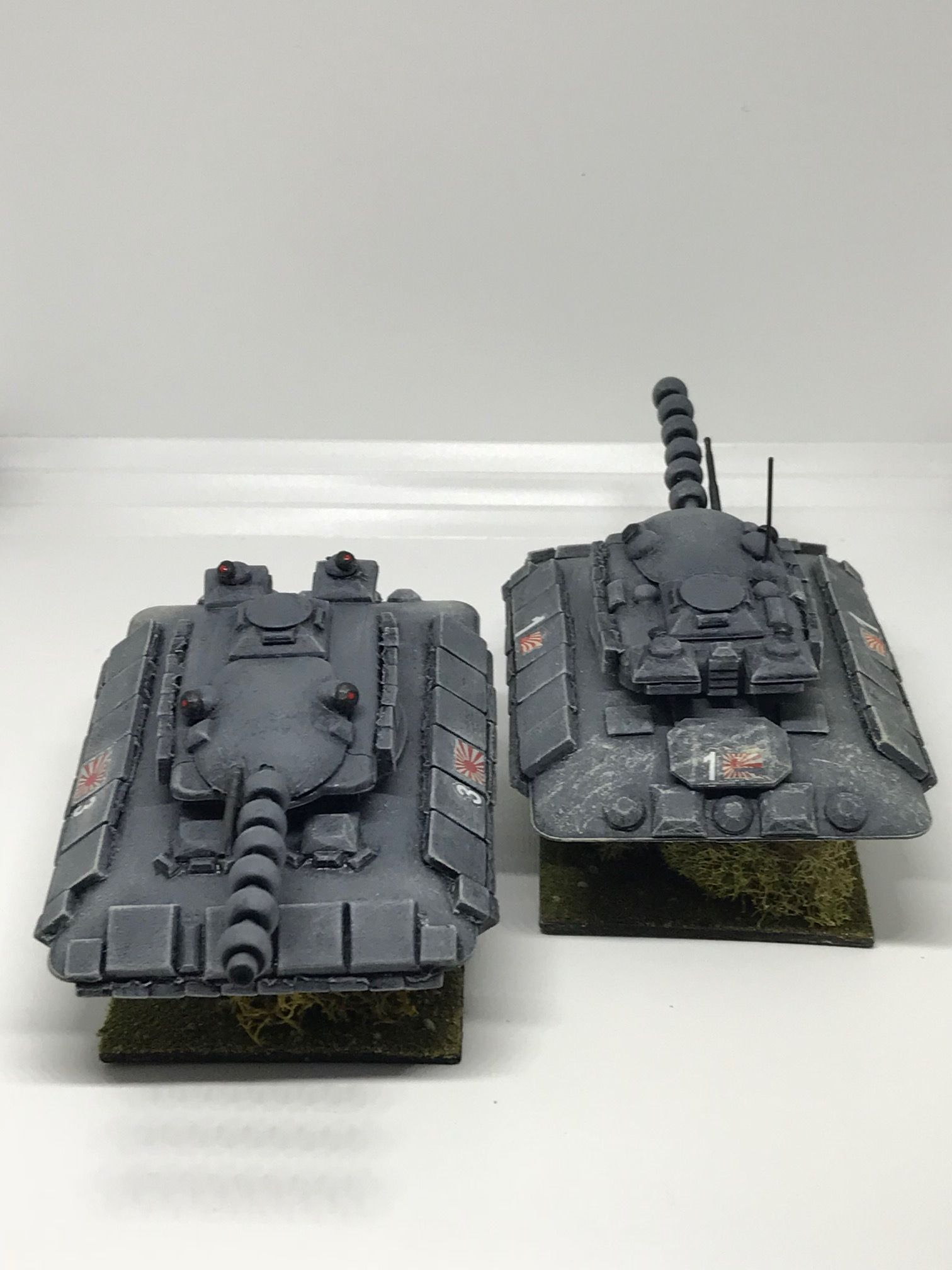 21++ Craft paint for plastic models information