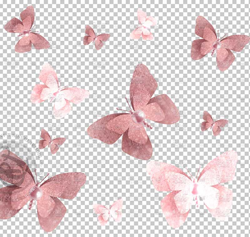 Rose Gold Paper Rose Butterfly Papers Rose Gold Digital Etsy Gold Digital Paper Butterfly Clip Art Digital Paper