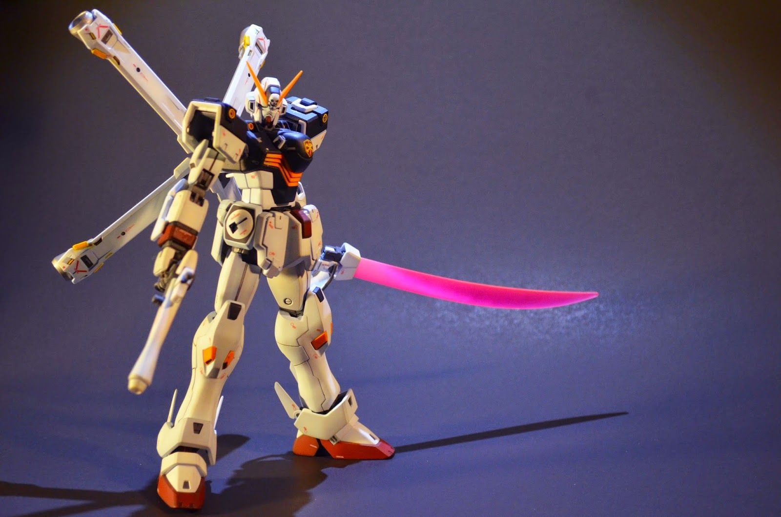 MG Crossbone Gundam X-1: Work by ED Photoreview Hi Res Images, Info http://www.gunjap.net/site/?p=204653