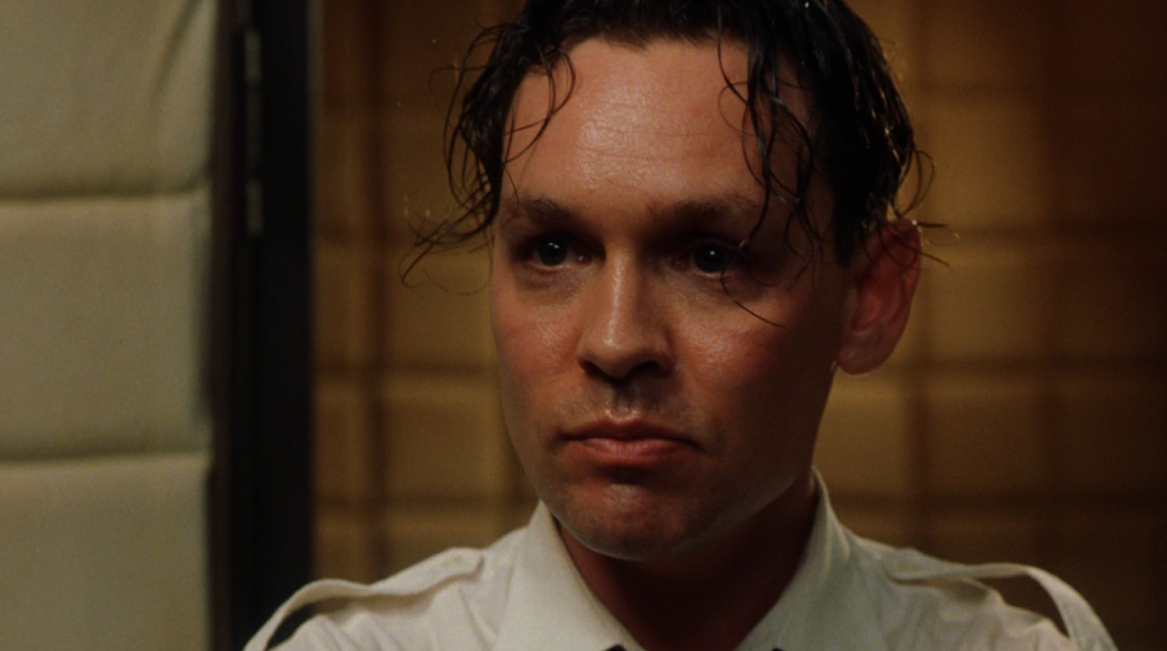 Doug Hutchison as Percy Wetmore in The Green Mile (1999). I really believed  him, hate him in the movie, great acting! | Фильмы, Персы