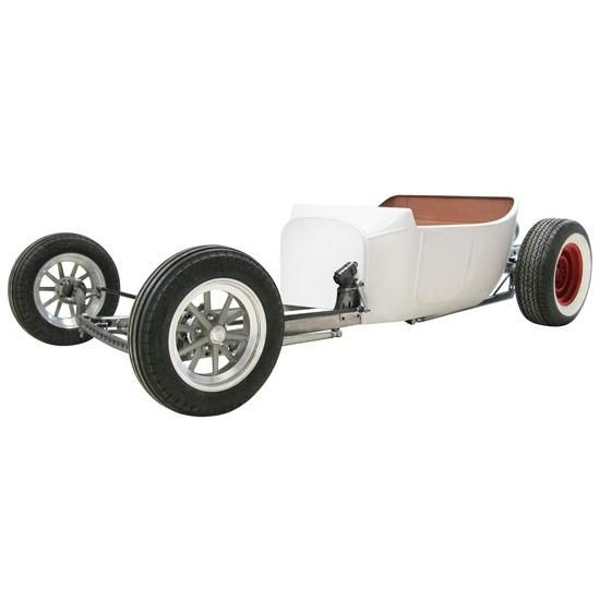 Speedway Tribute T Bucket Kit Car T Bucket Hot Rod Trucks Hot