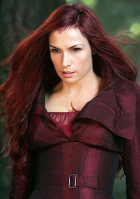 Famke Beumer Janssen Born 5 November 1964 Is A Dutch Actress Director Screenwriter And Former Fashion Model She Is Known Famke Janssen Jean Grey Man Movies