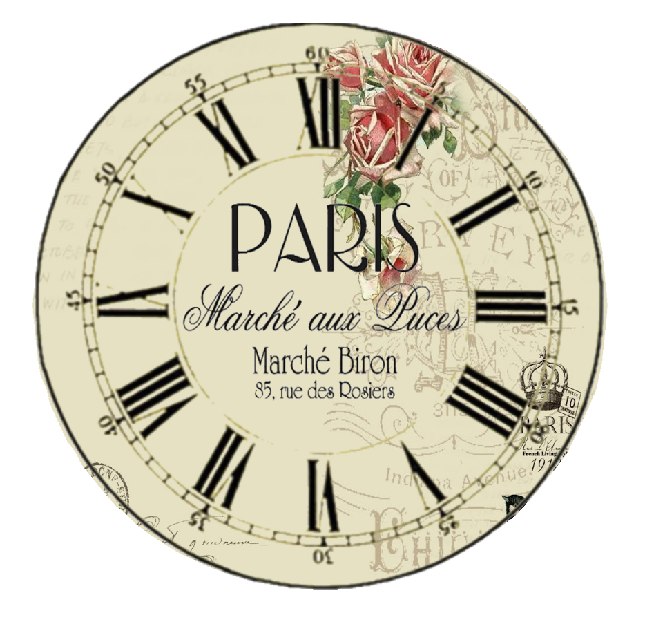 Mnbkdf N Jam Dinding Paris Desain