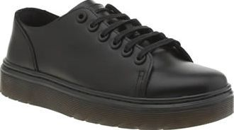 Dr Martens Black Dante 6 Eye Shoe