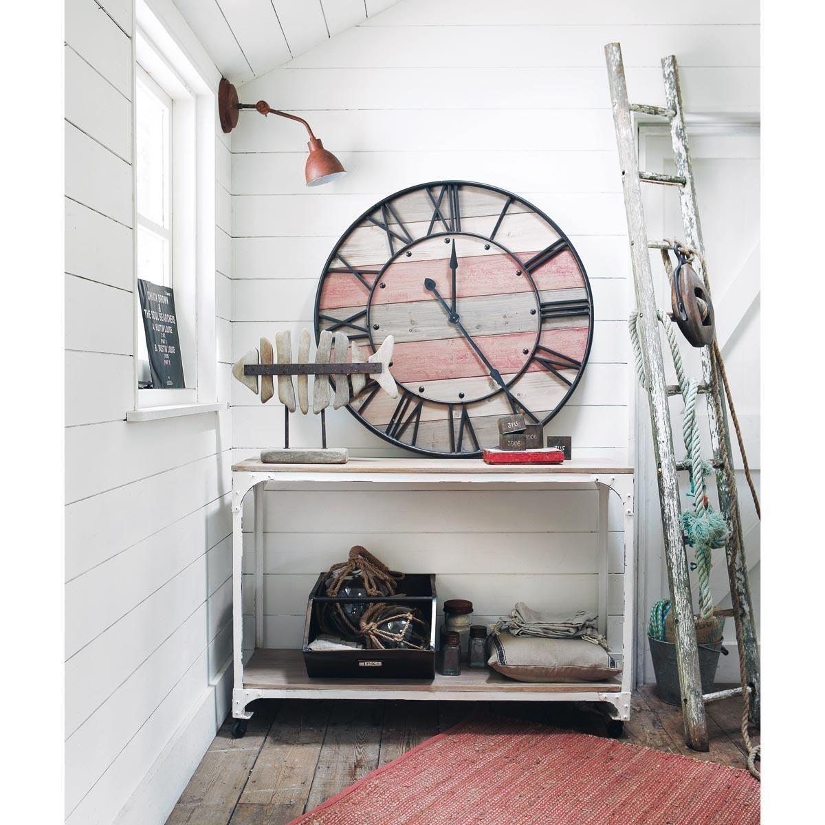 console roulettes arcachon maisons du monde d co en. Black Bedroom Furniture Sets. Home Design Ideas