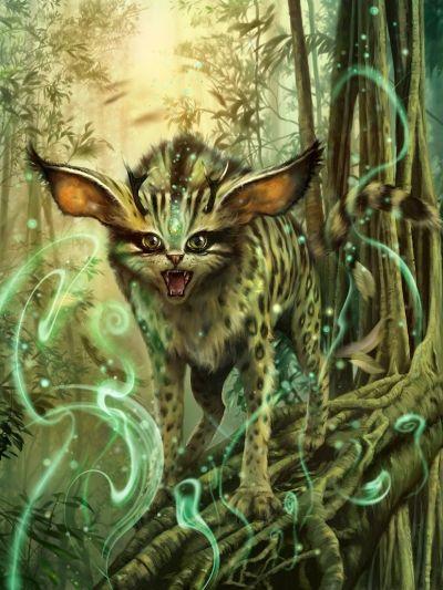 Fantasy Beast Art