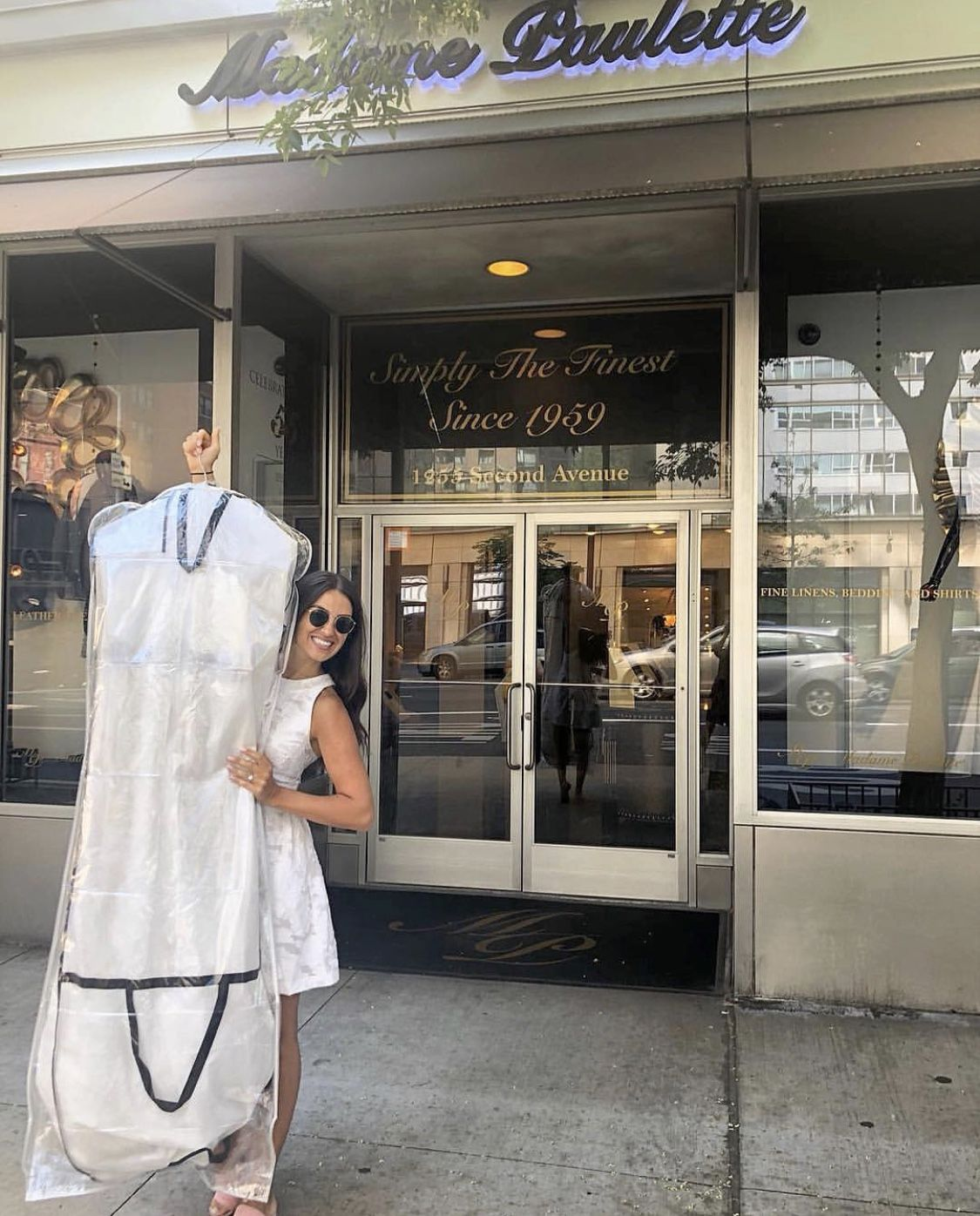 Wedding Gown Alterations Nyc: Dress Days Are The Best Days! We Live For Smiles Like