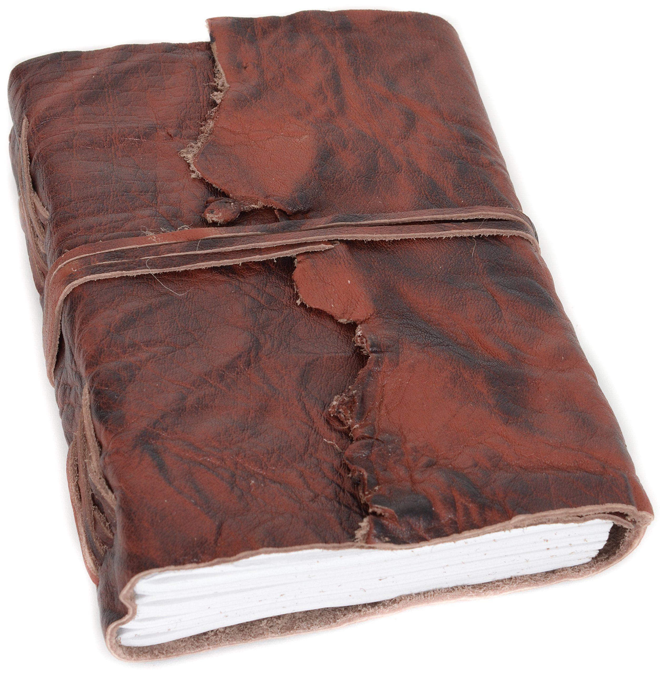 gusti cuir studio livre en cuir bloc note carnet d 39 adresses journal intime livre de recettes. Black Bedroom Furniture Sets. Home Design Ideas