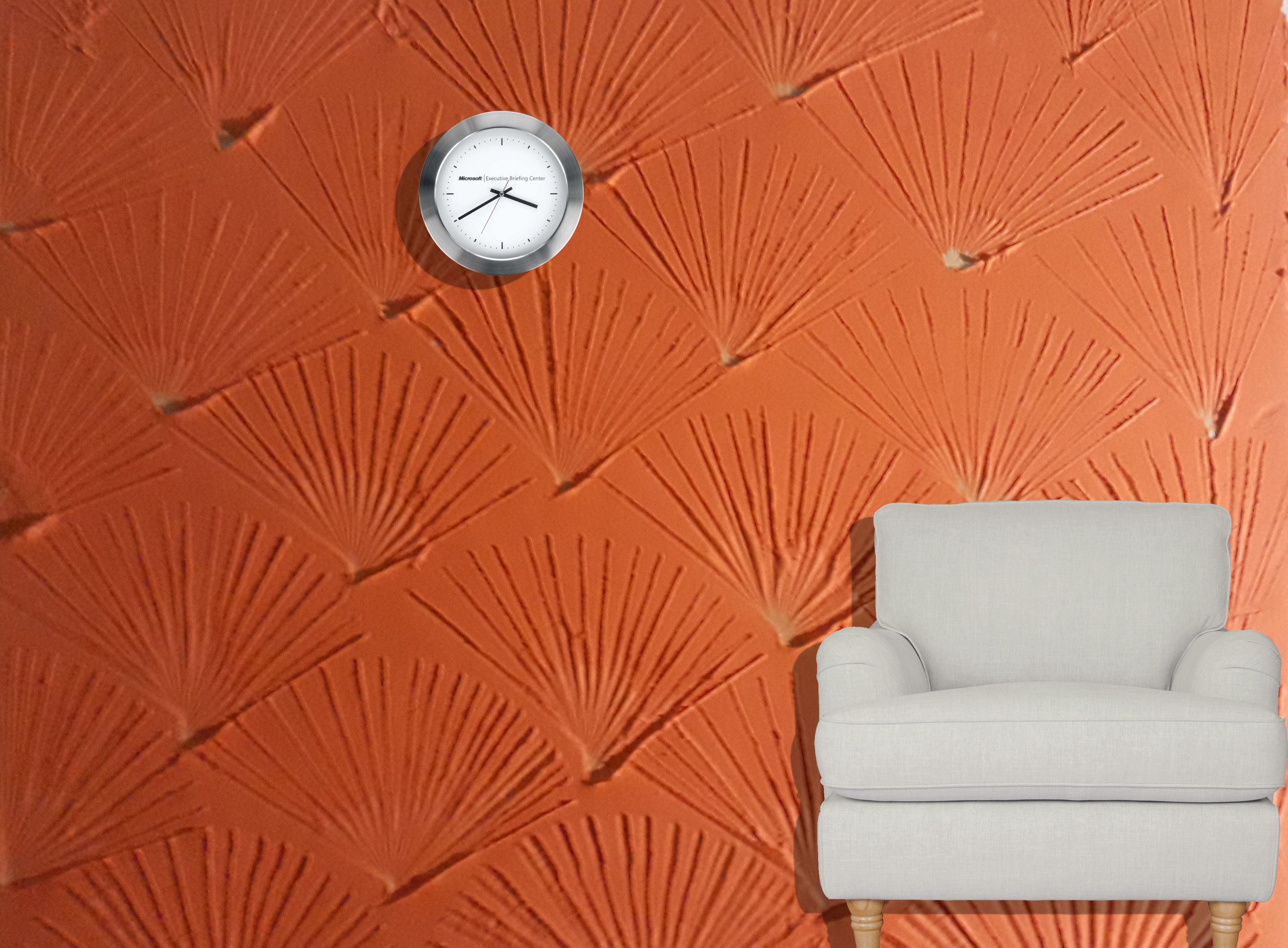 Decorative Texture On Dry Wall In 2020 Textured Walls Cool House Designs Wall Stencil Designs