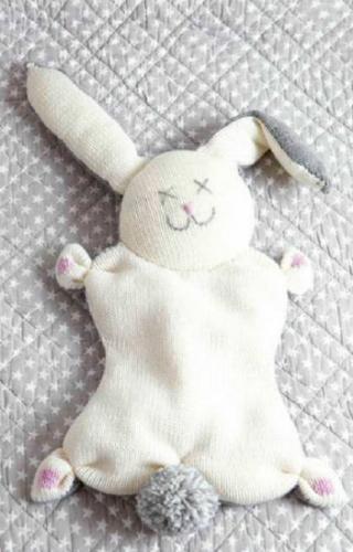 подушка мягкая игрушка зайчик вязаная спицами описание зайцы