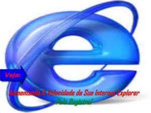 Pesquisa Como acelerar o internet explorer. Vistas 2223.