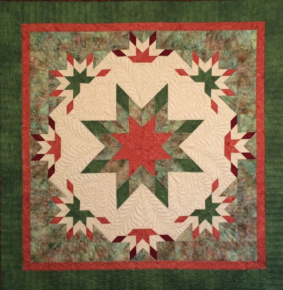Pam Goggan's Supernova pattern - available as special purchase ... : sager creek quilt shop - Adamdwight.com