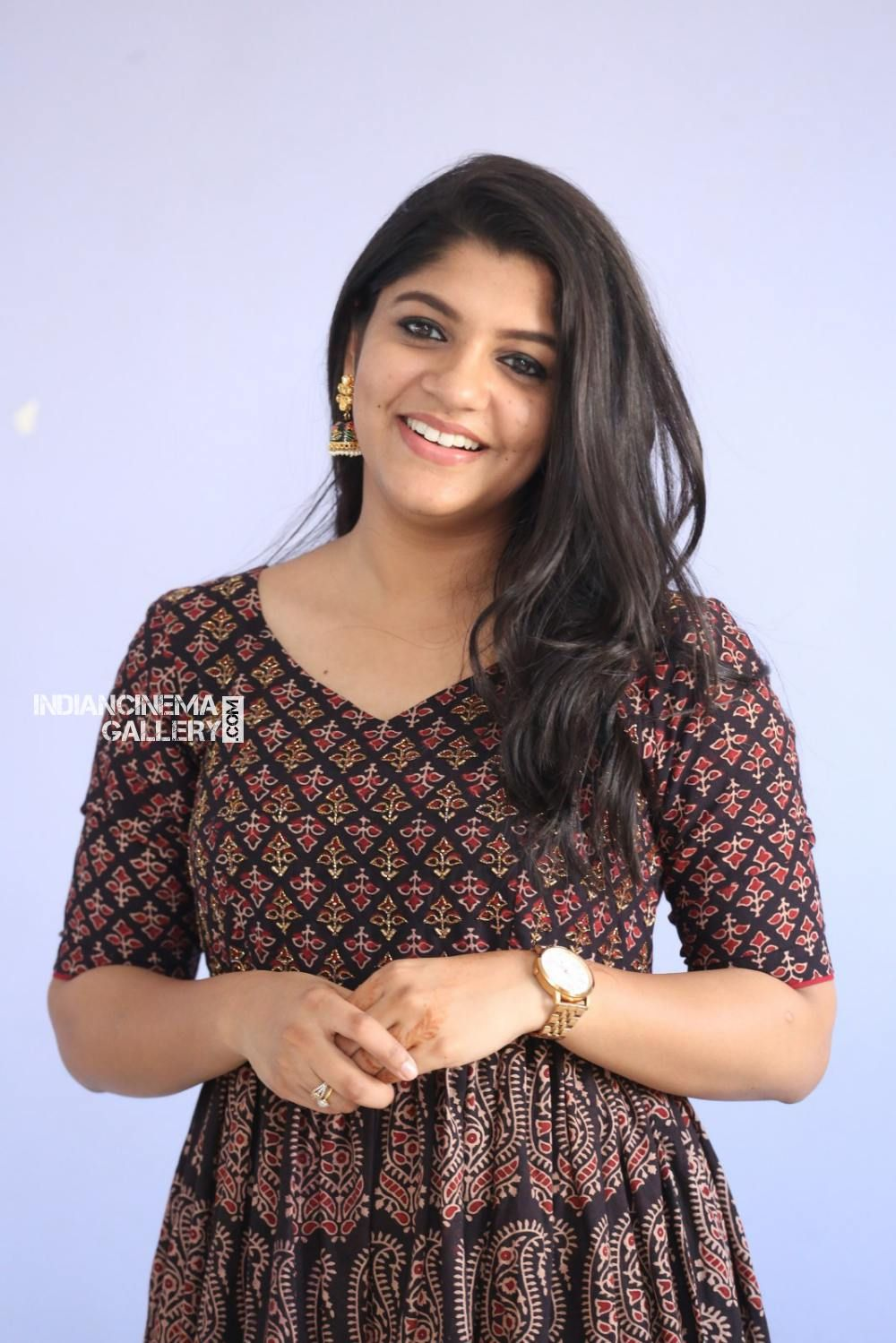 Aparna Balamurali at Sarvam Thaala Mayam press meet (35